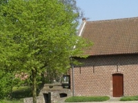 Beschermd monument 'Het Mieleke' (Nieuwe Molen): Deze watergraanmolen werd in 17